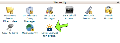 lets-encrypt-for-cpanel